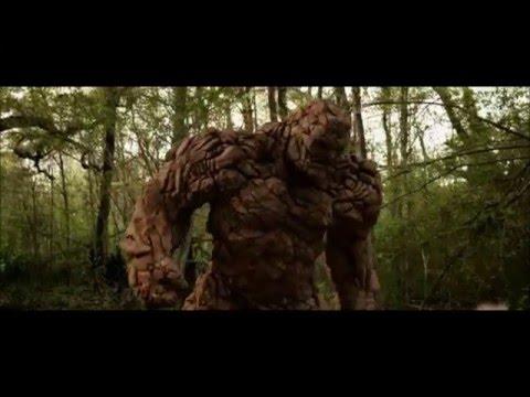 Fantastic 4 (2015) Ben finds Reed