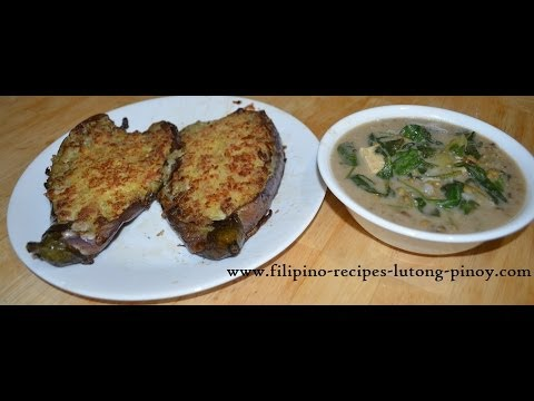 Lutong Pinoy - Visit our website http://www.filipino-recipes-lutong-pinoy.com --- Another uniquely Filipino dish that almost all Filipinos have grown up eating is Tortang T...