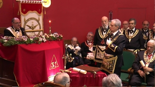 Supreme Council invites GL of Greece and Masonic Orders to an open celebration