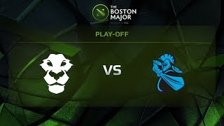 AD Finem vs Newbee, Game 1, 1/8 - The Boston Major.