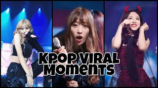 Video KPOP VIRAL MOMENTS | Girls Ver. MP3, 3GP, MP4, WEBM, AVI, FLV September 2019