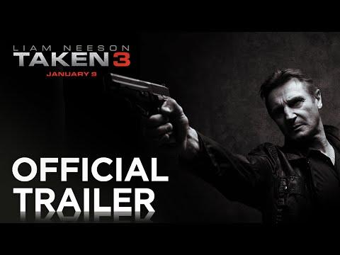 Taken 3 Trailer Released