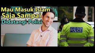 Video JAMES ASAL INGGRIS INI 🤓 SEMPAT DIDATANGI POLISI KARENA MAU MASUK ISLAM MP3, 3GP, MP4, WEBM, AVI, FLV April 2019