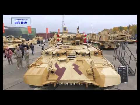 Запад  наделал в штаны когда увидел наше российское оружие - DomaVideo.Ru