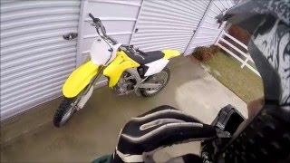 8. Suzuki RMZ Problems?