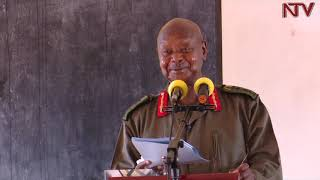 Uganda will find better markets - Museveni on Rwanda border standoff