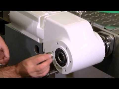 Mounting of Danfoss VLT One Gear Drive (OGD) tutorial