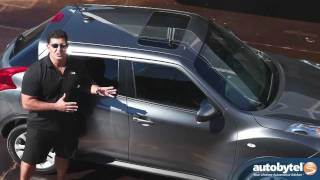 2012 Nissan Juke Test Drive&Crossover Review