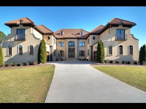 mansion videos - http://www.amazingvideotours.com is proud to bring you this 10000 SF estate for sale in Waxhaw, NC Video Tour.