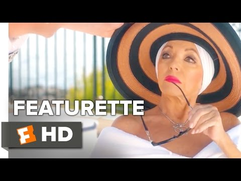 Absolutely Fabulous: The Movie Featurette - Cameos (2016) - Jennifer Saunders, Joan Collins Movie HD