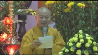 Vấn đáp: Niệm Phật hồi hướng, giúp người thân đi chùa, hiến xác - Thích Nhật Từ