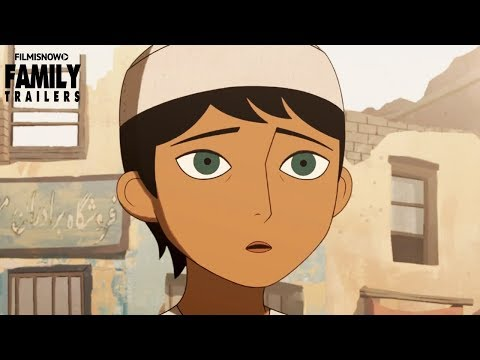 The Breadwinner | New Trailer For Angelina Jolie Produced Animation