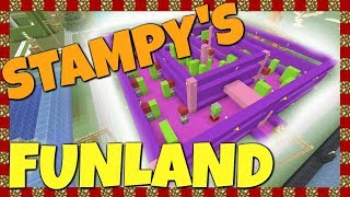Stampy's Funland - Jump In