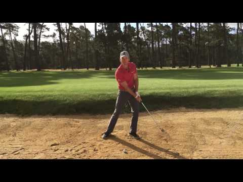 How To Hit A Fairway Bunker Shot