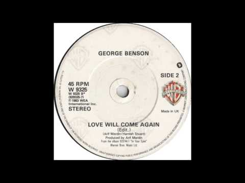 Love Will Come Again (Joey Negro Edit) - George Benson