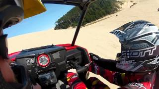 10. 2015 Polaris RZR XP 4 1000 Oregon Dunes