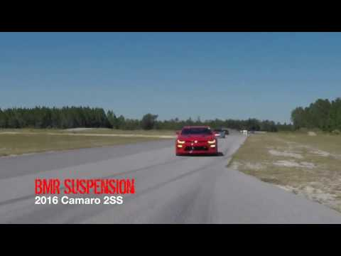 BMR Suspension - Project 2016 Camaro - Part 5 - Hitting The Track