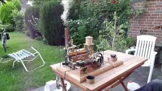Download Lagu Model steam engine plant with generator Mp3