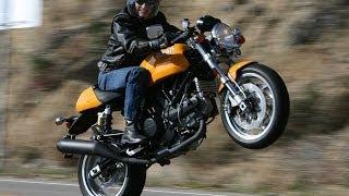 10. 2007 Ducati Sport 1000 First Ride - MotoUSA