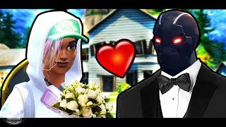 OMEGA GETS MARRIED - A Fortnite Short Film