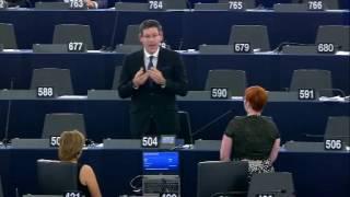 Képviselői felszólalás – 2016.09.13. Strasbourg