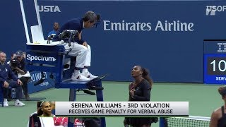 Tennis Channel Live: Naomi Osaka defeats Serena Williams In Dramatic US Open Final