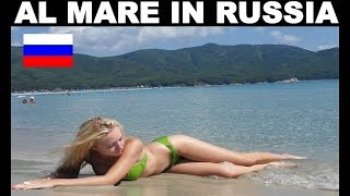 Anapa Russia  City pictures : Al mare in RUSSIA sul mar Nero !!!