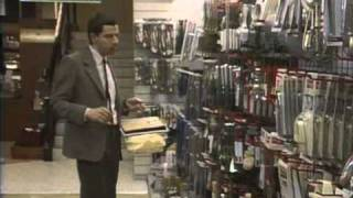 Mr Bean - The Return of Mr Bean 1990 clip1