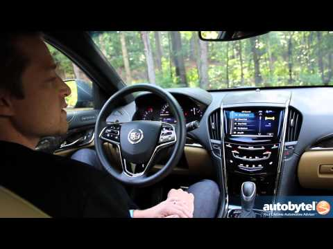 Cadillac ATS - Cadillac CUE Demonstration