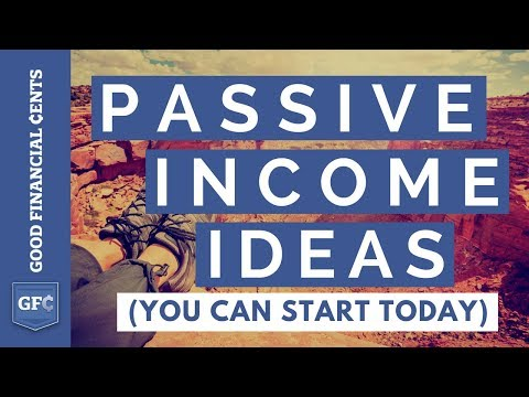 11 Passive Income Ideas