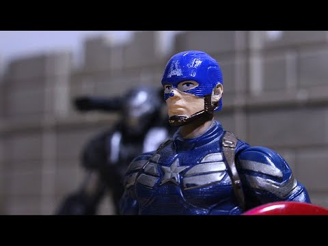 Avengers: Infinity War - Part 1 (Stop Motion Film)