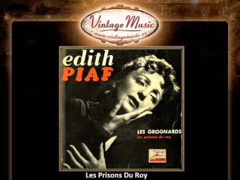 Tekst piosenki Edith Piaf - Les Prison Du Roy po polsku