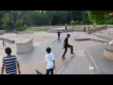Skate Park @ East Coast Parkway, Singapore