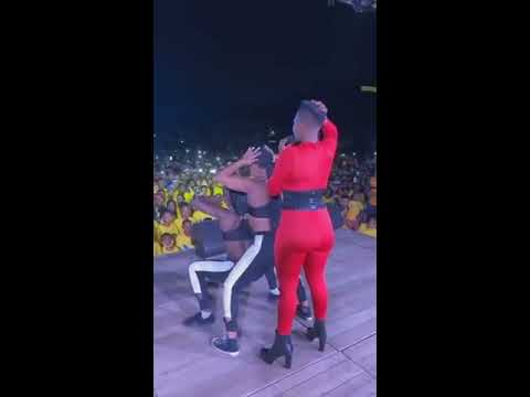 Jerusalema Dance Challenge Nomcebo Zikode Live in TAMATAVE Madagascar