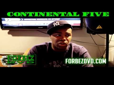 Continental Five (50 Cent's Cousin) Responds To 50 Cent Dissing Him