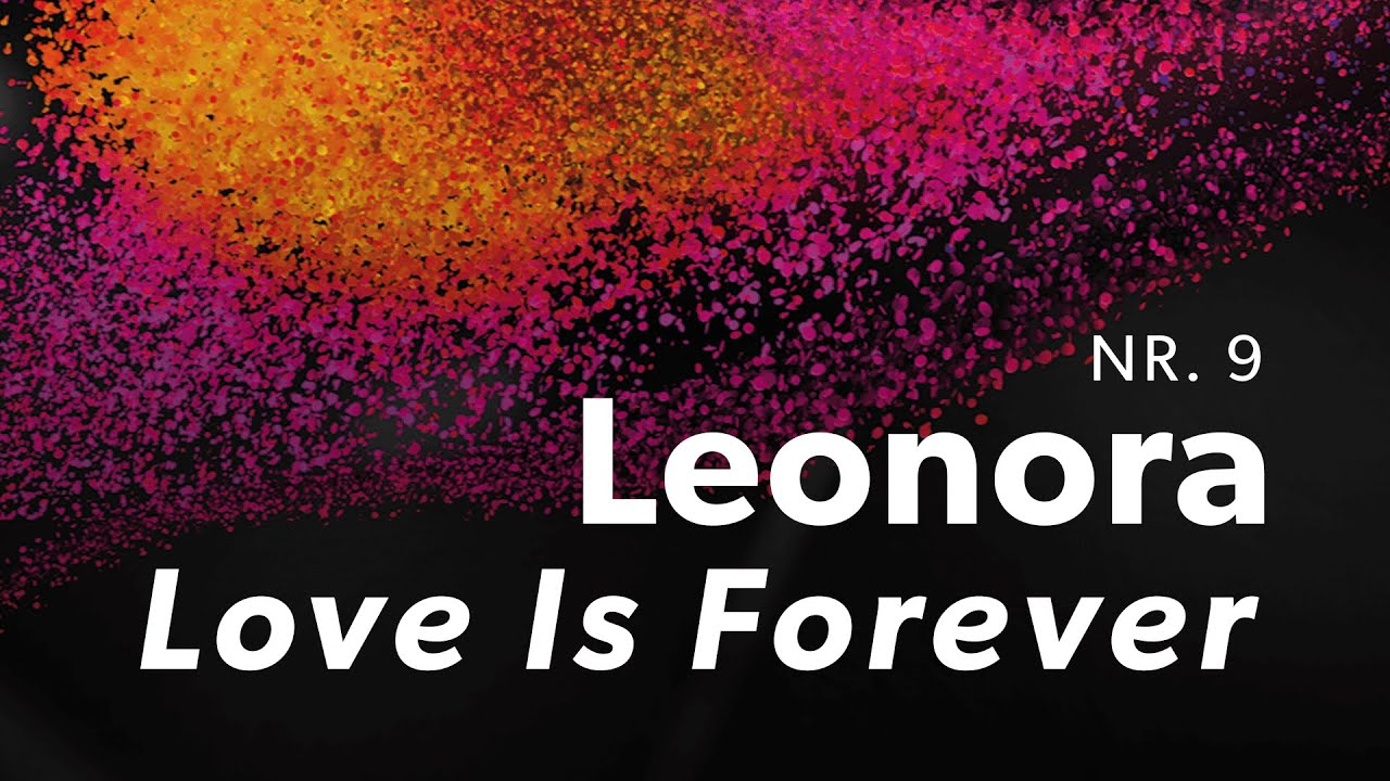 Leonora - Love Is Forever (Taani 2019)