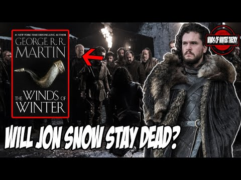 CONFIRMED! Jon Snow Theory (Winds Of Winter)
