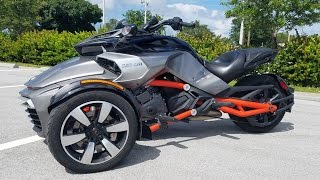 1. How to Ride a Can-Am Spyder
