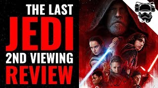 Video Star Wars: The Last Jedi - SECOND VIEWING REVIEW [SPOILERS] MP3, 3GP, MP4, WEBM, AVI, FLV Juni 2018