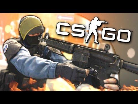 Киллер Сильвер! - CS:GO (Мини-Игры)