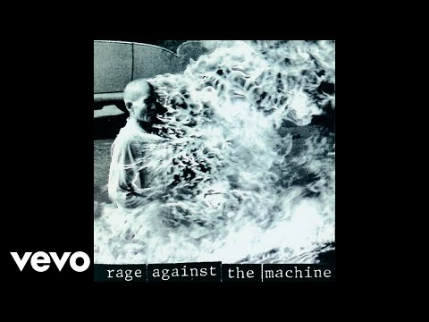 Rage Against The Machine - Know Your Enemy (Audio)
