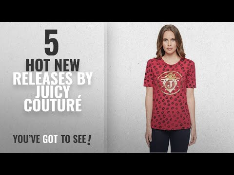 Hot New Juícy Couturé Women Clothing [2018]: Juicy Couture Lips Burnout Graphic Tee, Medium