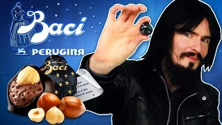 Irish People Try Italian Chocolate