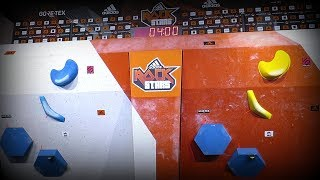 Male Super Final | Adidas Rockstars 2018 by OnBouldering