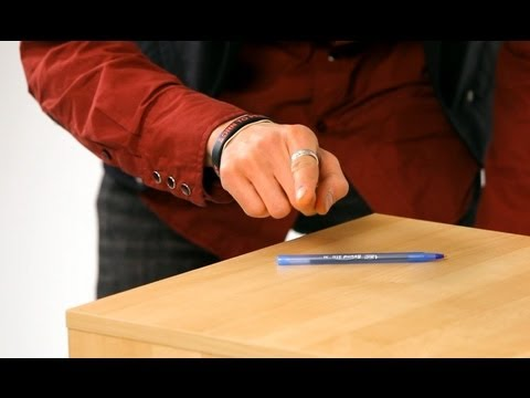 , title : 'How to Move a Pen with Your Mind | Magic Tricks'
