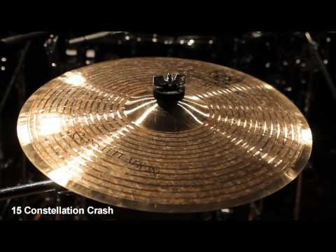 Supernatural Cymbals 15 Constellation Crash