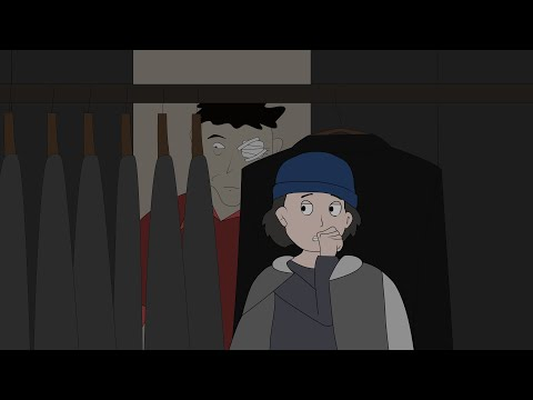 Home Alone Horror Story Animated