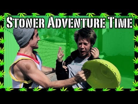 Stoner Adventure Time - Webseries