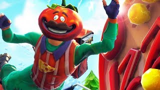 Video TOMATO HEAD'S NEW JOB! | A Fortnite Film MP3, 3GP, MP4, WEBM, AVI, FLV Agustus 2018