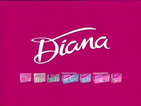 Diana new packaging